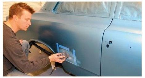 科涂漆:汽车油漆脱落原因及防止措施