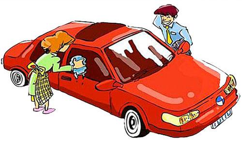 汽车漆施工常见问题之落尘的形成原因及对策